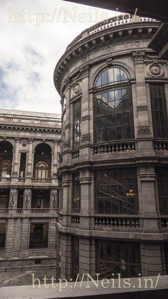 Building of Museo Nacional De Arte